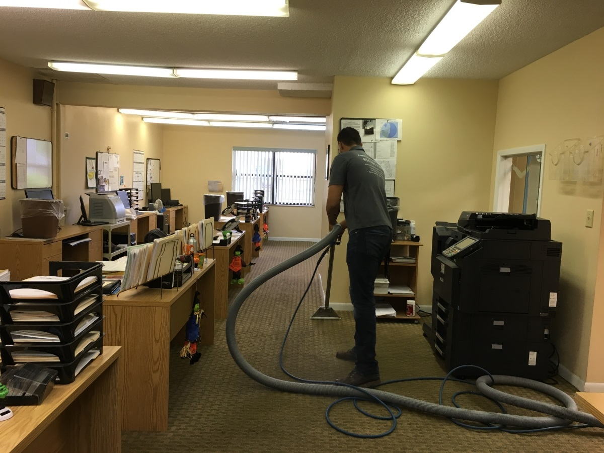 Prime Steamers - Commercial Office Cleaning Coral Springs 954-496-2289