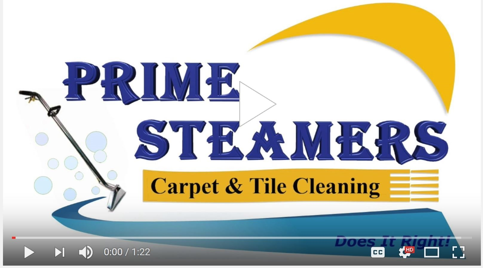 Prime Steamers - cleaning videos carpet cleaning and floor cleaning 954-496-2289